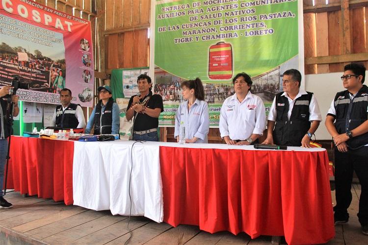 Federación kukama Acodecospat celebró su XVII Congreso con la presencia de ministra de Salud