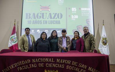 El Baguazo: 10 años en lucha