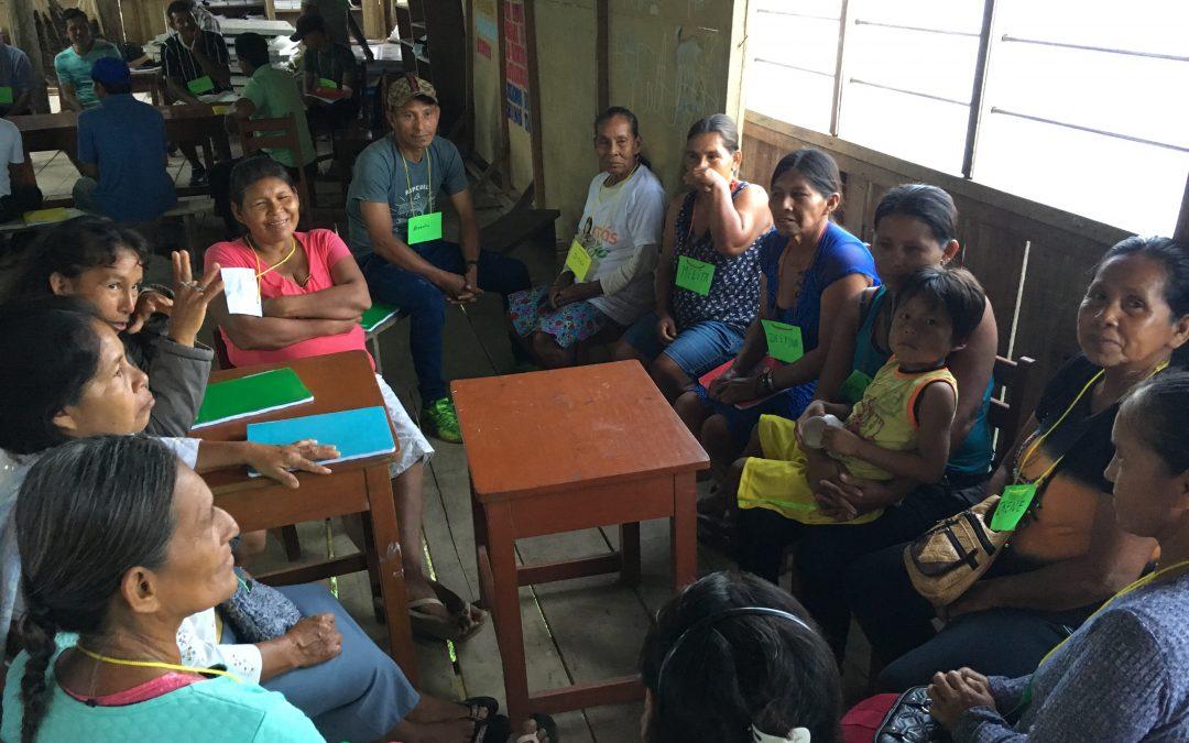 Diálogo entre medicina tradicional y occidental: Realizan primer Encuentro Intercultural de Salud en Loreto