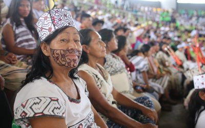 Un acercamiento a la mirada, realidad y aspiraciones de la mujer indígena amazónica