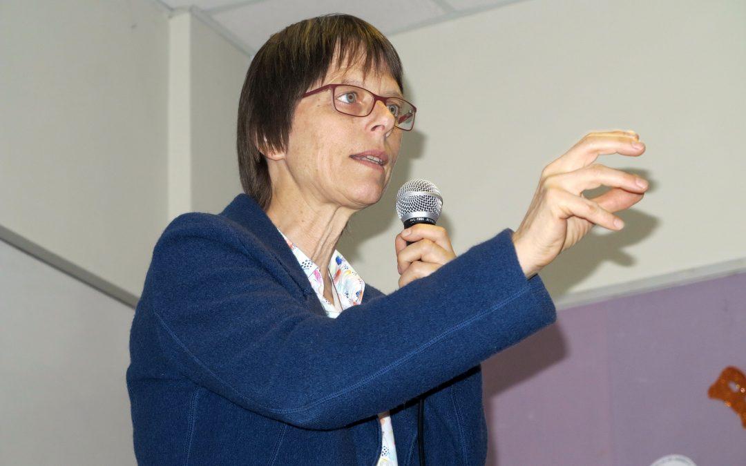 """""""Desde la fe no nos puede dar igual lo que pasa con la Tierra. Es cuestión de coherencia"""". Birgit Weiler, teóloga y especialista en el Sínodo Amazónico"""