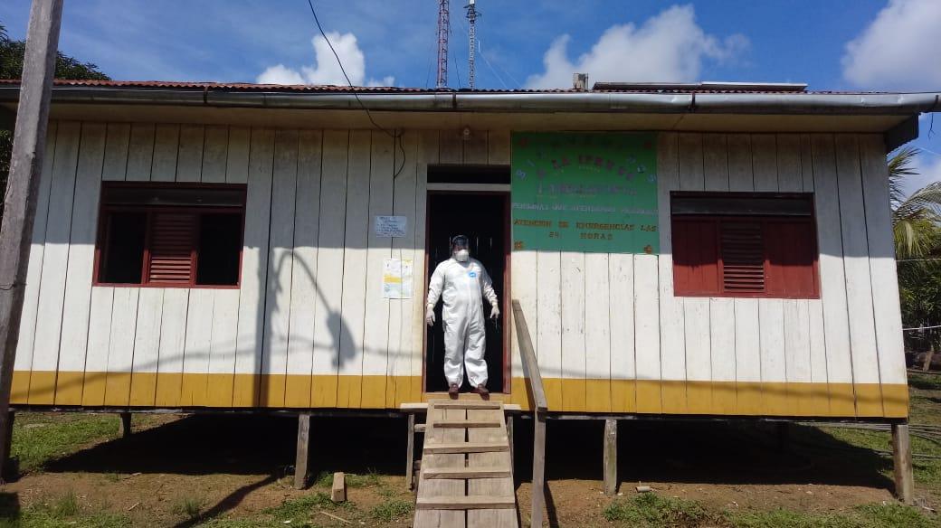 Putumayo: Urge ayuda para comunidades del pueblo Secoya de la triple frontera