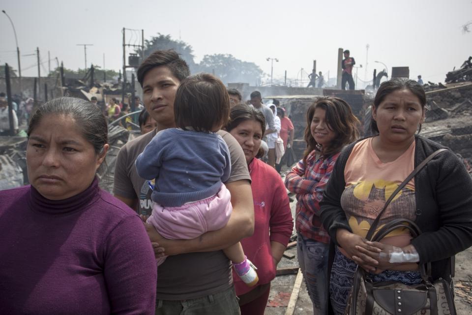La CIDH concluye visita de trabajo a Perú sobre pobreza y derechos humanos