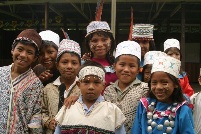 Hoy charla informativa sobre diplomado en Interculturalidad y Pueblos Amazónicos