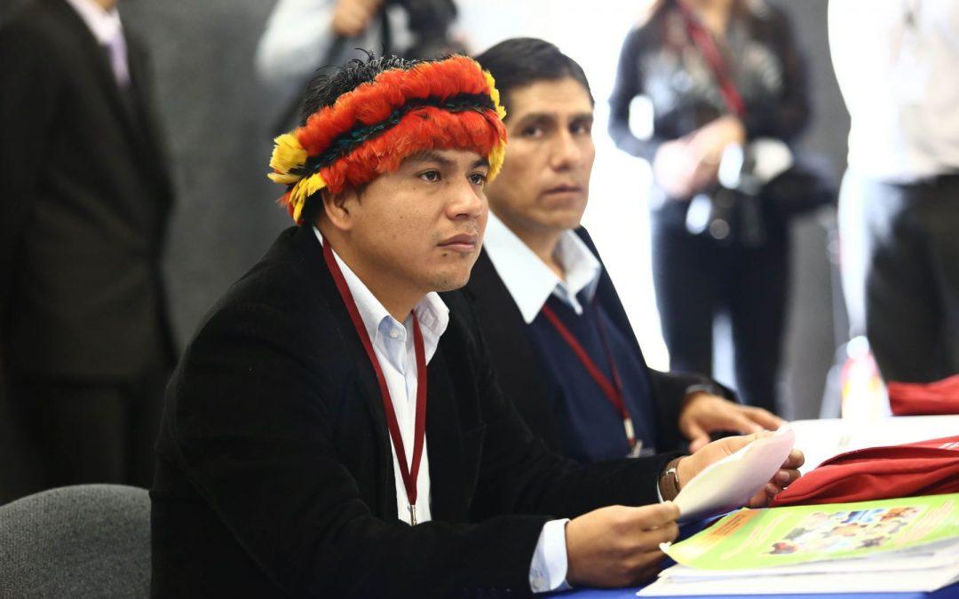 JNE promueve participación política de pueblos indígenas peruanos