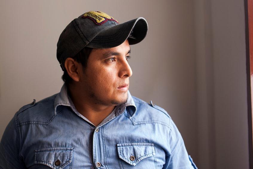 Joven herido en el 'Baguazo' sufre asalto y busca ayuda para reparar su prótesis