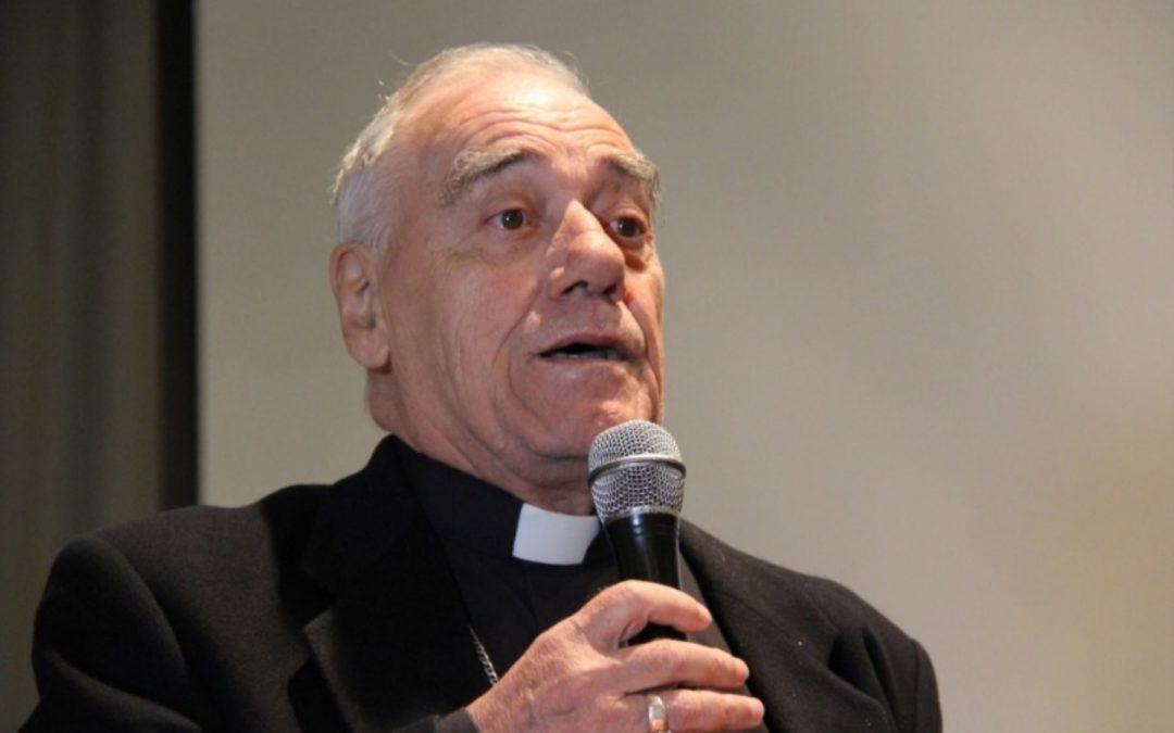 Fallece el Obispo Vicario Apostólico Emérito de Yurimaguas