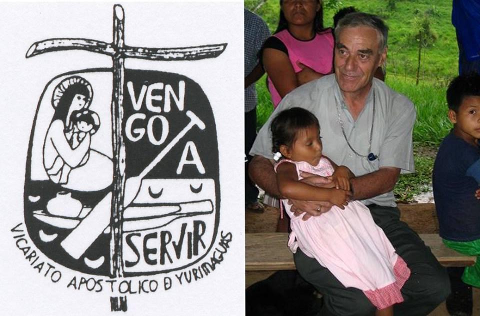 José Luis Astigarraga, un obispo de la selva comprometido con las causas sociales