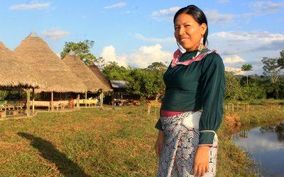 ¿Quién es Jovita Vásquez? La docente shipiba que hace historia