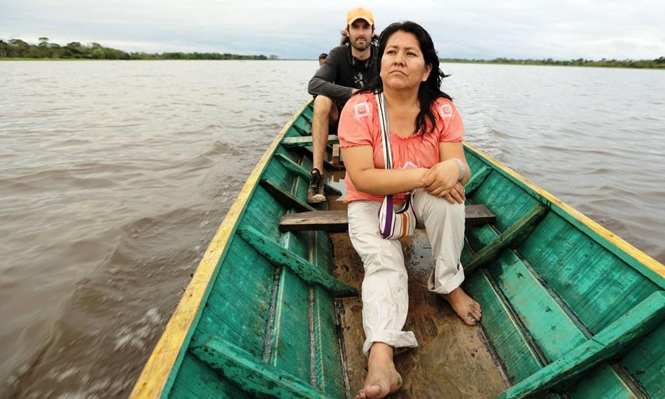 Ketty Marcelo: Que las voces de las mujeres indígenas se escuchen dentro y fuera de las comunidades