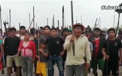 «No puede quedar en la impunidad»: Comisión del Congreso pide investigación por muerte de indígenas en protesta contra petrolera