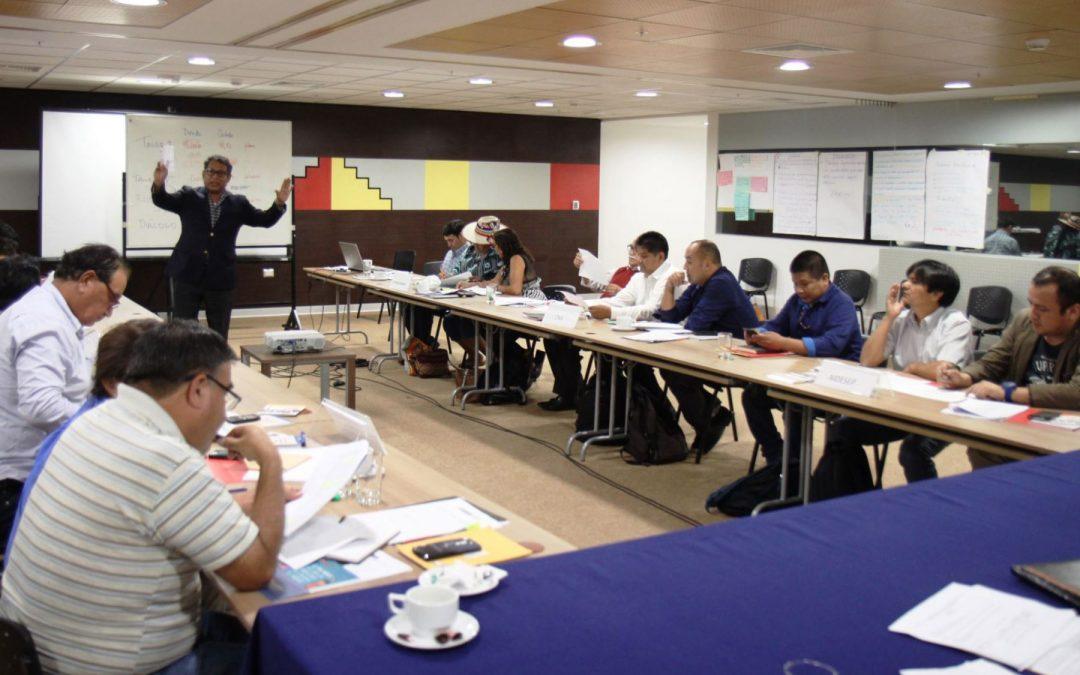 Debaten la propuesta de reglamento de la Ley de Lenguas Indígenas