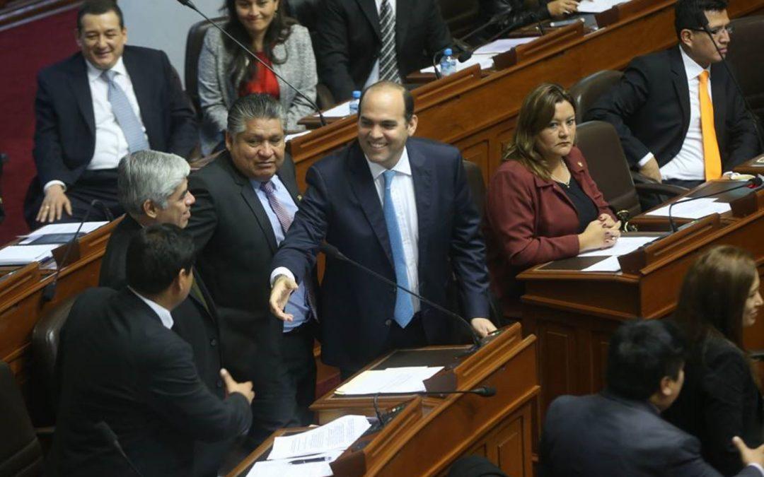 Gobierno elaborará estrategia para implementar consulta previa, asegura PCM