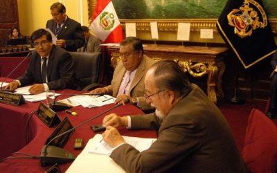 Lote 192: comisión aprobó insistencia con dictamen del Congreso