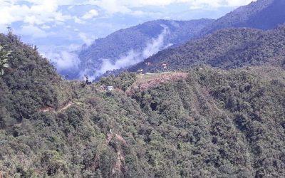 Fuerzas Armadas intervendrán en El Cenepa por presencia de minería ilegal