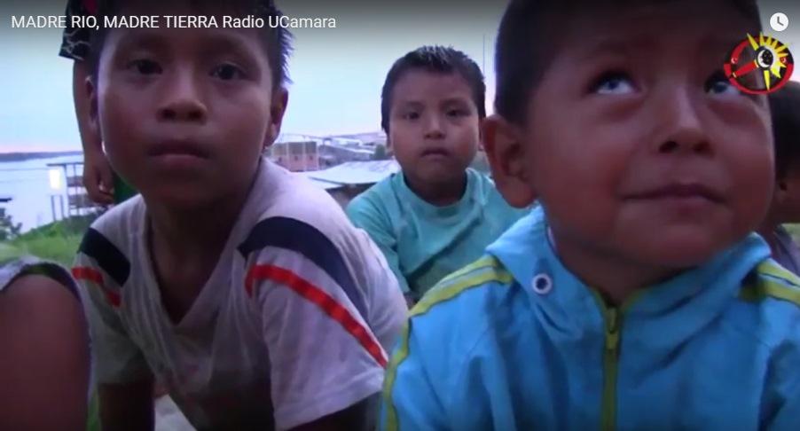 Un himno por la Amazonía, el nuevo aporte de Radio Ucamara a una lucha urgente