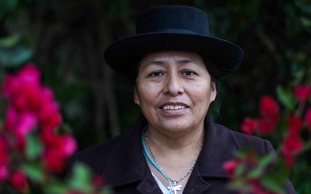 El reto de ser mujer e indígena en el Perú