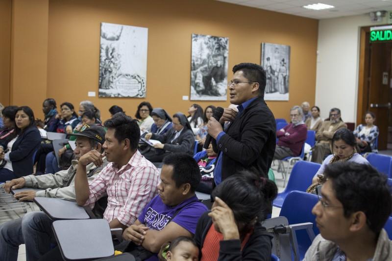El Sínodo de la Amazonía y el nuevo momento de la Iglesia, un diálogo para sumar