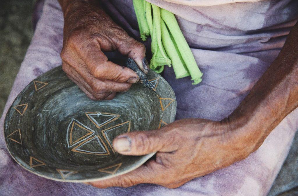 'Chinita' y las mujeres ceramistas del Cenepa, más que el renacer de un arte