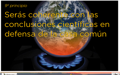 Emergencia climática: Una necesidad política global unida a nuestros hábitos de vida