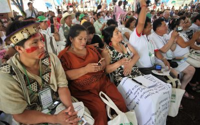 Con anuncio de transformar las sociedades y los Estados, culmina en Perú el VIII FOSPA