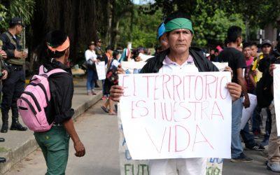 San Martín: Defensa indígena ante la mayor desprotección del territorio Kichwa