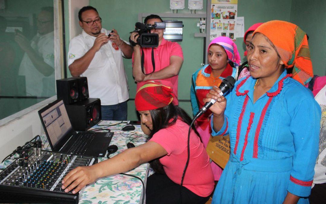 Abierta la convocatoria internacional para subvenciones de radios comunitarias indígenas