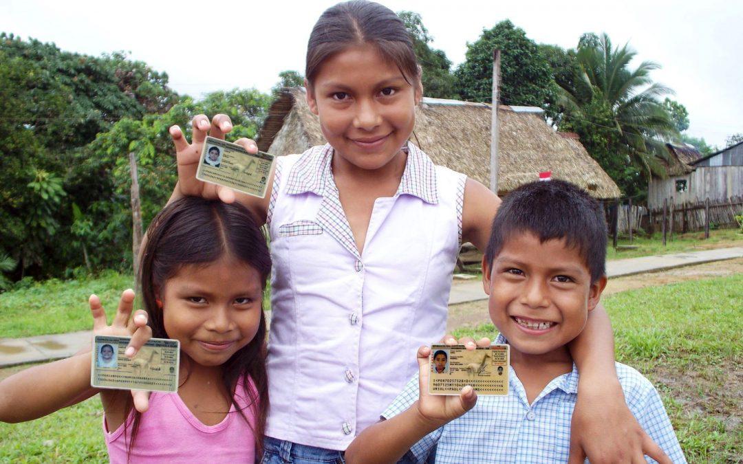Reniec más de 100,000 indígenas amazónicos acceden a servicios