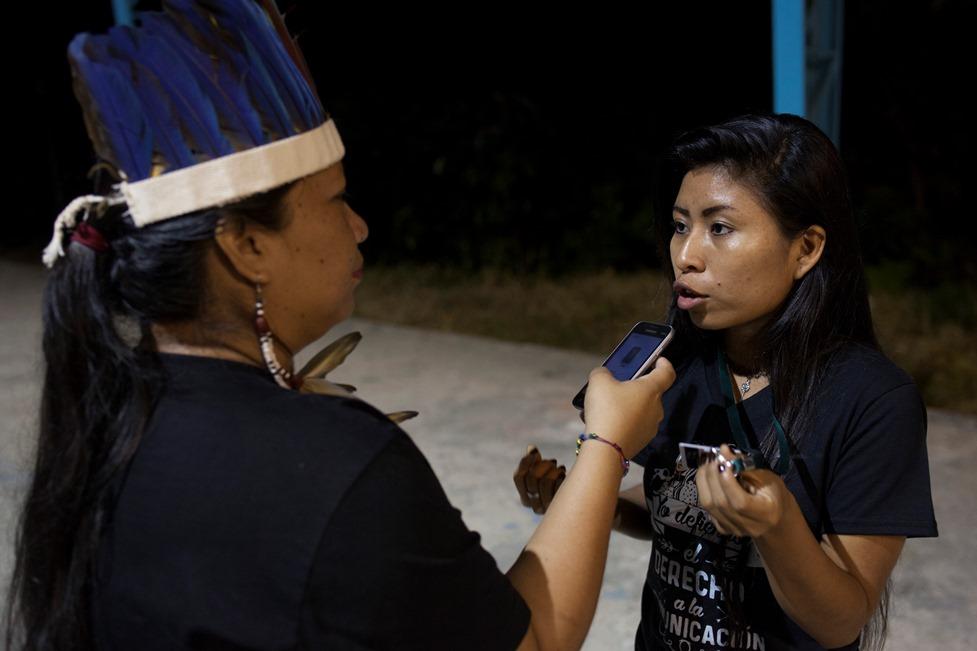 [FOTOS] La comunicación en la Panamazonía se fortalece y prepara acciones. Encuentro de la REPAM en Quito y Puyo