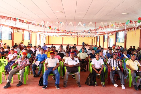 Representantes de las Cuatro Cuencas alzan la voz por más y mejor atención sanitaria para su gente