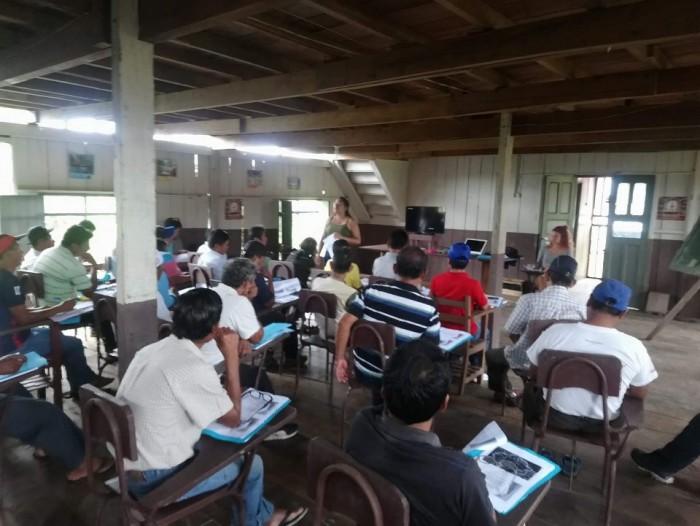 Comunidades nativas de Parinari y Urarinas exigen atención médica por derrames petroleros