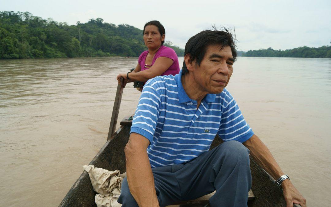 """Santiago Manuin Mayán: """"Él no está acá, pero quedamos cientos de Santiagos Manuin, para luchar por un Perú intercultural e inclusivo"""""""