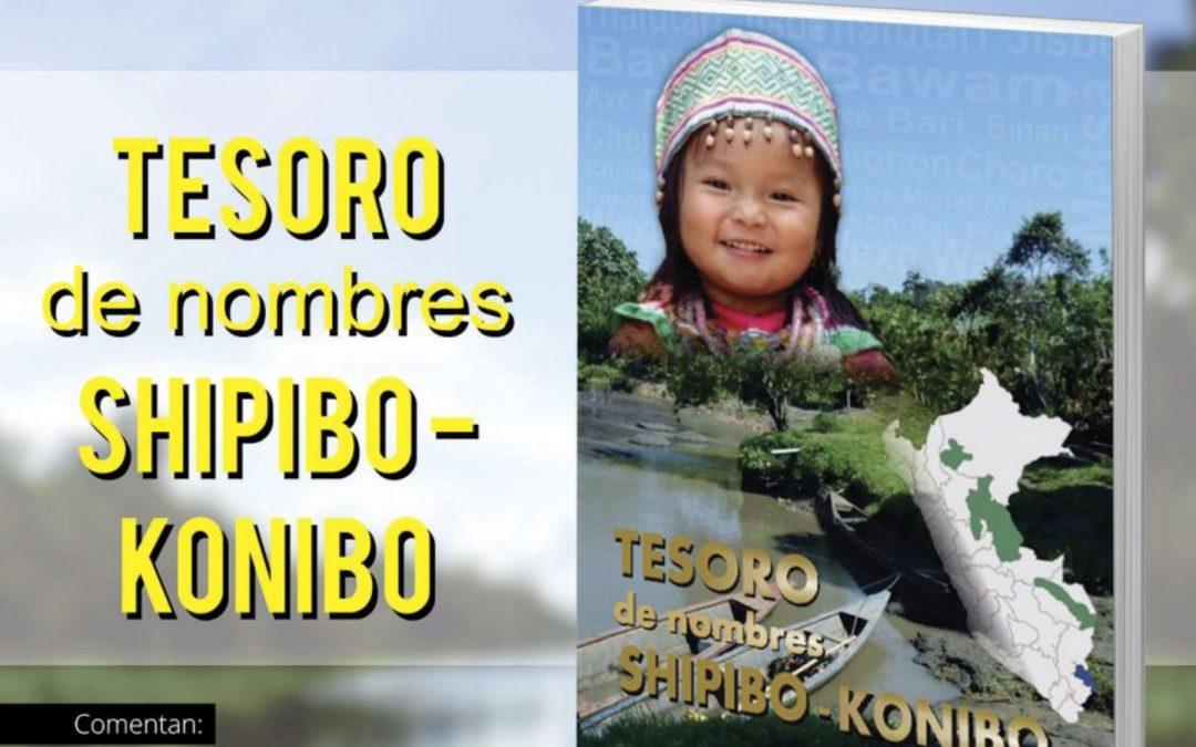 Más de 35,000 peruanos shipibo-konibo pueden registrar sus nombres originarios en su DNI
