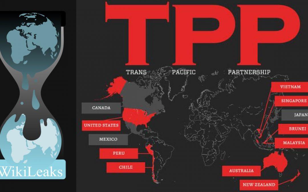 Tratado Transpacífico, un atropello a los derechos humanos
