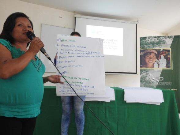 Organizaciones indígenas de Selva Central se capacitan en conflictos socioambientales