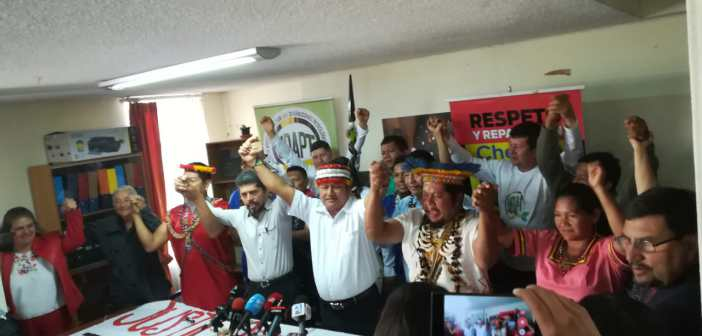 Un juicio histórico: indígenas y campesinos ganan lucha contra Chevrón