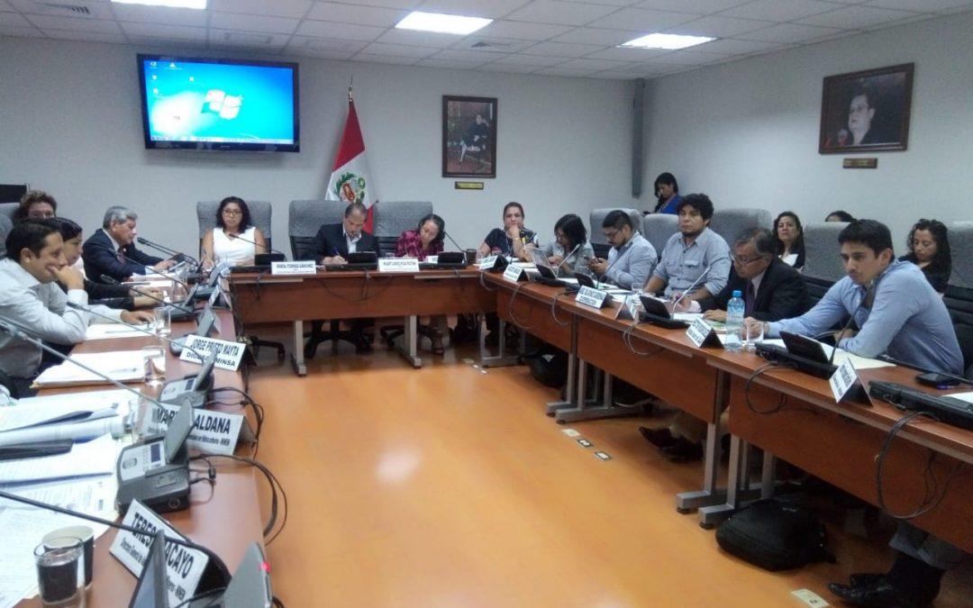 Instalan Mesa Técnica sobre Políticas para la atención integral de la salud de afectados por contaminación de metales tóxicos