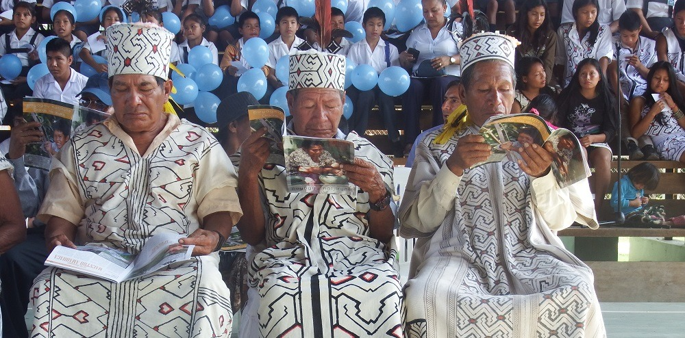 Conocimientos y técnicas de diseños del pueblo Yine son Patrimonio Cultural de la Nación