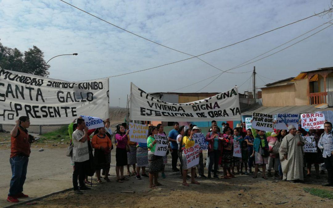 Comunidad Cantagallo realizará acto ritual y público de pago a la tierra en el Día Internacional de los Pueblos Indígenas
