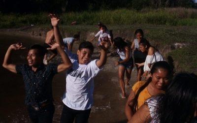 """Katupe Tsuriai (Aparecimos)"", nacer unidos como pueblo a partir de la Madre Naturaleza"