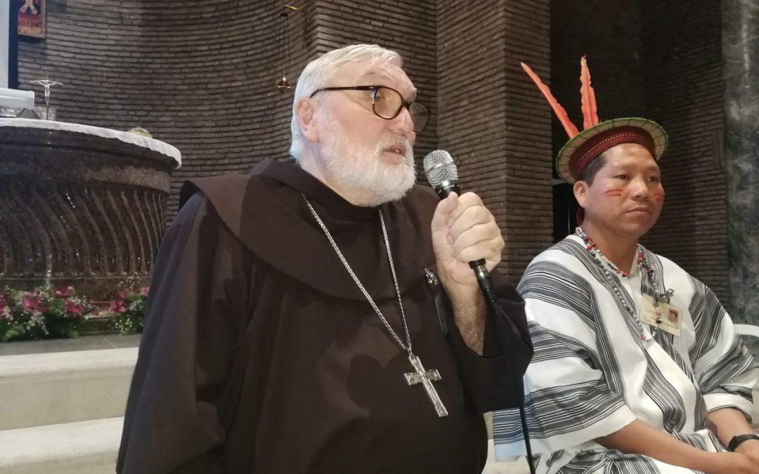 """Mons. Gerardo Zerdín: """"Los que hemos estudiado o tenemos un título nos sentimos superiores. Ese es el problema: la mentalidad etnocentrista continúa"""""""