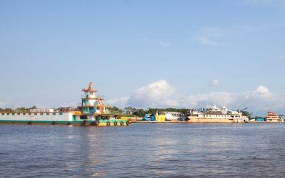 """""""La ruta de la seda amazónica"""": El Proyecto Hidrovía Amazónica en su hora decisiva"""