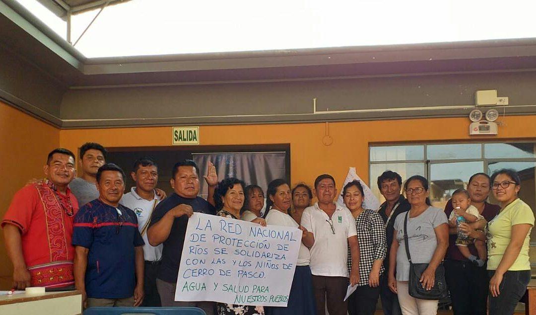 Red Nacional de Protección de Ríos enviará pronunciamiento al FOSPA de Mocoa