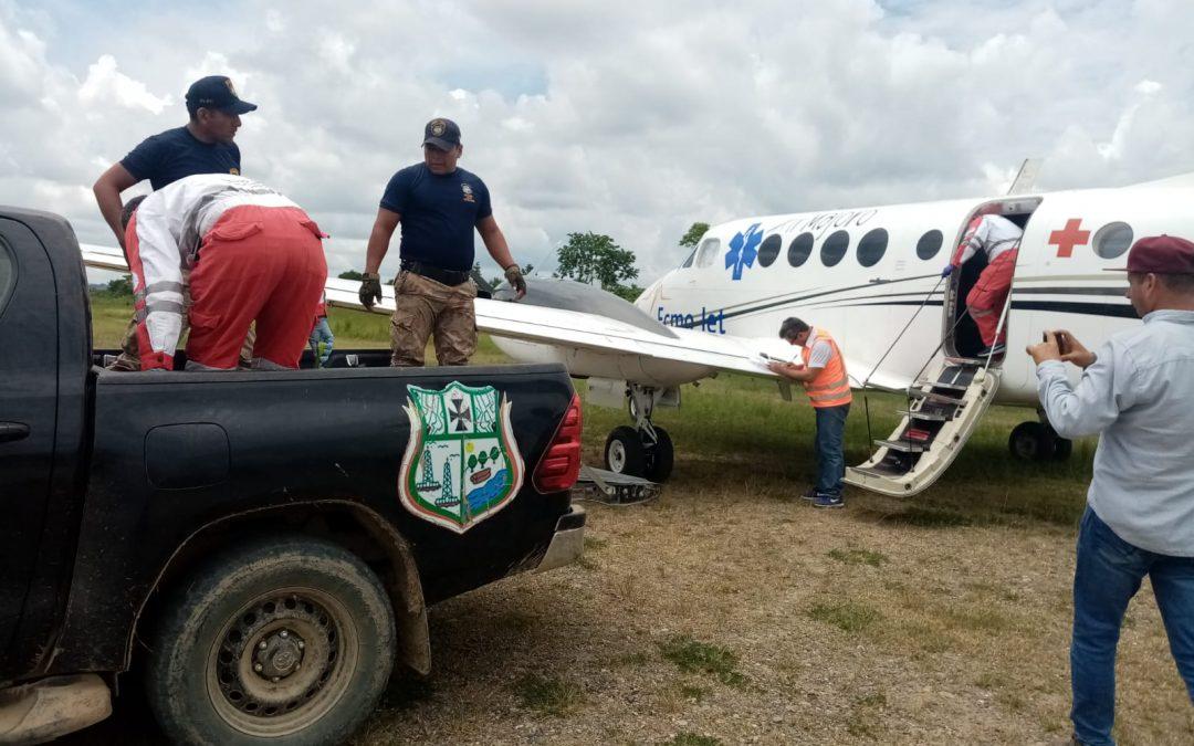 Contratista de PlusPetrol ocasiona grave accidente en el río Urubamba