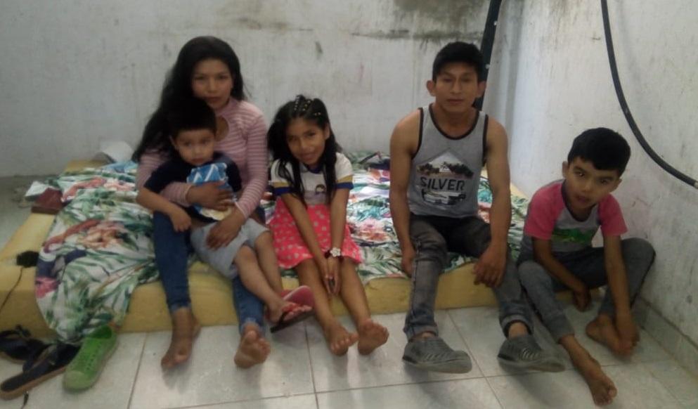 Los indígenas amazónicos invisibles en la capital