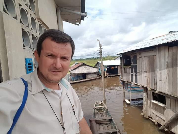 Iquitos: Iglesia desmiente desencuentros con el Gobierno de Loreto y llama a la unión