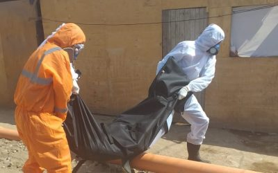 Cantagallo: Poblador shipibo de 38 años muere con sintomatología de COVID-19