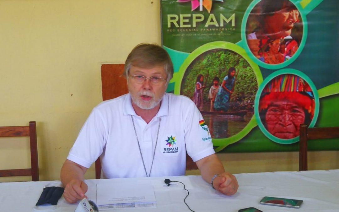 """La Amazonía Boliviana clama: """"Estamos a las puertas de un etnocidio provocado desde varios frentes"""""""