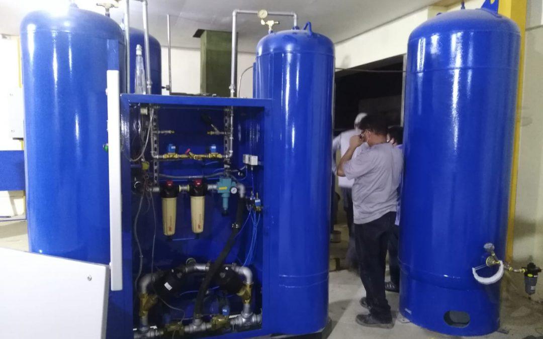 Iquitos: Operativa la primera planta de oxígeno comprada con la solidaridad ciudadana