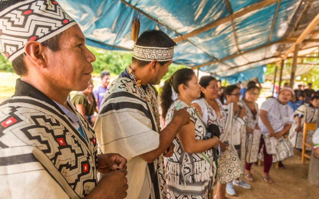Confirman 18 contagios por COVID-19 de indígenas Yines de Madre de Dios